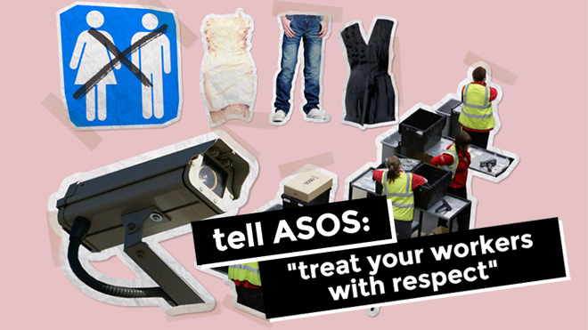ASOS: Treat your staff with respect