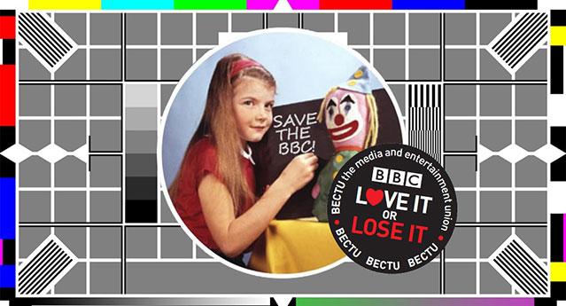 Love it or lose it: Save the BBC!